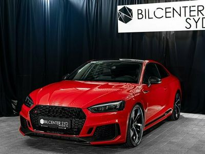 begagnad Audi RS5 Quattro Coupé 2.9 V6 TFSI TipTronic Design 450hk
