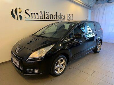 begagnad Peugeot 5008 1.6 THP 7-sits 156hk