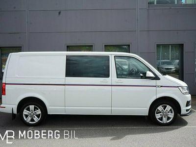 begagnad VW Transporter 2.0 TDI 204hk 4M Kombi Taklucka Värmare