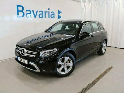 begagnad Mercedes GLC220 d 4M 4MATIC 9G-Tronic Dieselvärmare