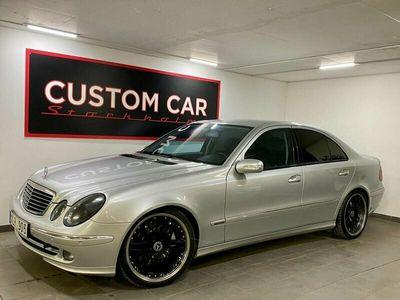 begagnad Mercedes E350 7G-Tronic Sport 272hk