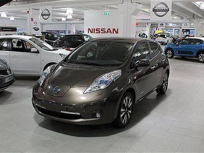 begagnad Nissan Leaf TEKNA LEATHER 24 KWH