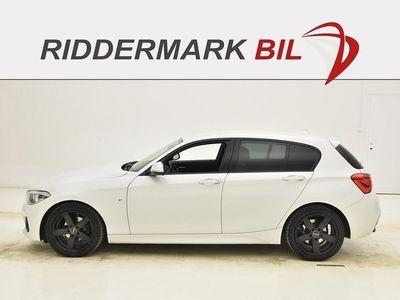 begagnad BMW 118 d 5-door Steptronic M Sport Euro 6 150hk