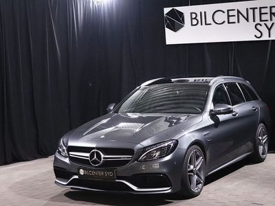 begagnad Mercedes C63 AMG T AMG Speedshift MCT