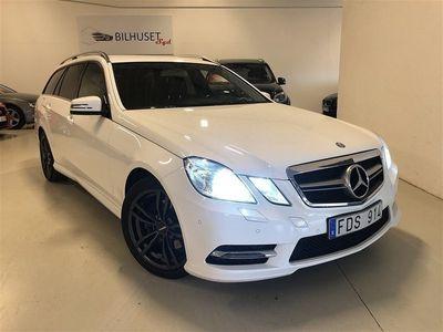 brugt Mercedes E220 170HK AMG Krok/Läder/Navi