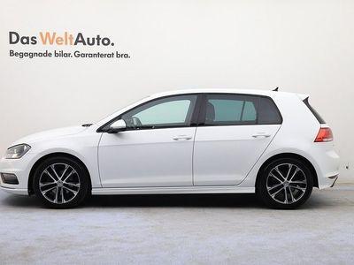 begagnad VW Golf 1.4 Eu6 150hk DSG R LINE PADDLAR