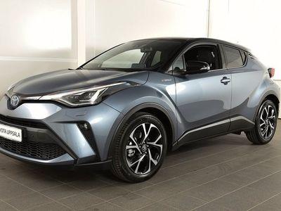 begagnad Toyota C-HR 2.0 X-Edition, Teknikpkt, skinn, JBL, navi