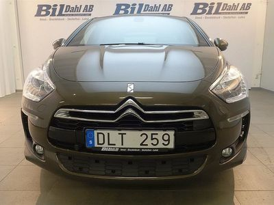 begagnad Citroën DS5 HDI 160 AUT. Halvkombi