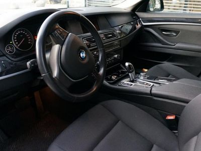 begagnad BMW 525 d OMHÄNDERTAGEN, FRÄSCH, AUT,218HK -12