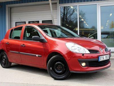begagnad Renault Clio III 1.6 112HK 5D Nybytt Kamrem
