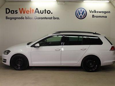 begagnad VW Golf SC 2,0 TDI 150 GT / Drag / P-Värmare