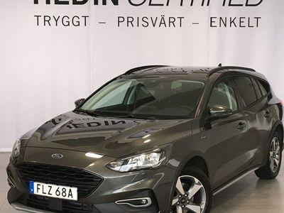 begagnad Ford Focus Active Launch 1.0T 125HK Kombi