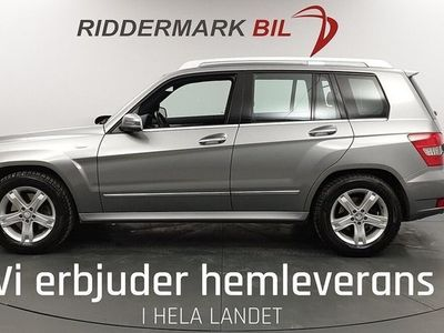 begagnad Mercedes GLK220 CDI 4MATIC X204 (170hk) AMG Sport