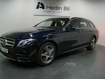 begagnad Mercedes 300 - Benz E - KLASSde Kombi PLUG - IN / / AMG Paket / / Förare assistent Paket / / Se Spec - 306hk