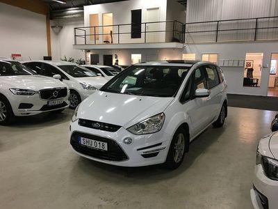 begagnad Ford S-MAX 2.0 TDCi AUT 7-sits (Dragkrok) 1.79% Ränta