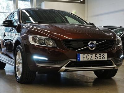 usado Volvo V60 CC D4 Summum Business Edition 190hk
