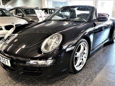 begagnad Porsche 911 Carrera 4S Cabriolet / 355HK