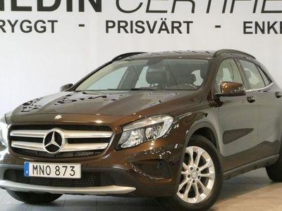 begagnad Mercedes GLA220 CD