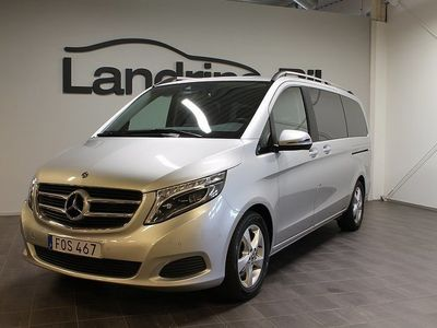 brugt Mercedes V220 d 7G-Tronic Plus Euro 6 7-sits 163hk