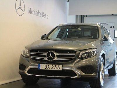 begagnad Mercedes GLC250 4MATIC