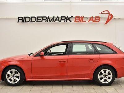 used Audi A4 2.0 TDI 136hk BLUE TOOTH / NYBESIKTIGAD