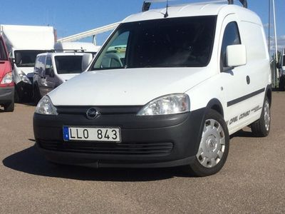 gebraucht Opel Combo 1.3 CDTI Skåp (75hk)