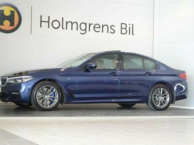 begagnad BMW 540 xDrive Sedan M-Sport - Innovation Edition (340hk)