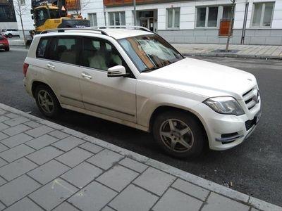 begagnad Mercedes GLK200