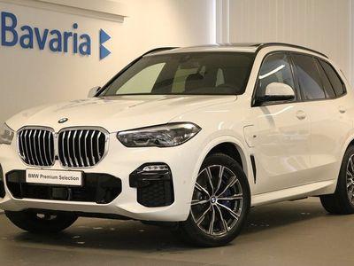 begagnad BMW X5 xDrive45e iPerformance PHEV M sport Drag Panorama