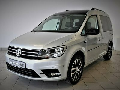 begagnad VW Caddy Life 2,0 Tdi 150 hk Edition 35 DSG 5-sits