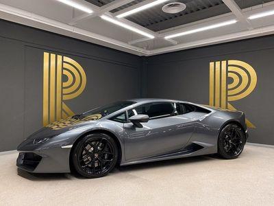 begagnad Lamborghini Huracán