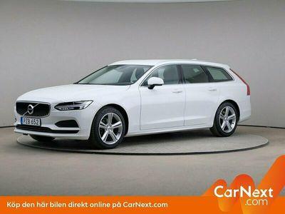 begagnad Volvo V90 D4 Awd Momentum Edition Aut Voc Drag