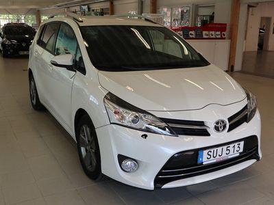 begagnad Toyota Verso 1.6 D-4D 7-Sits