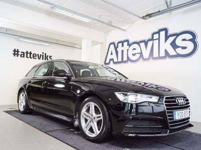 używany Audi A6 A6 AVANT A6 AV 2.0 TDI 190HK S TRONICAV 2.0 TDI 190HK S TRON
