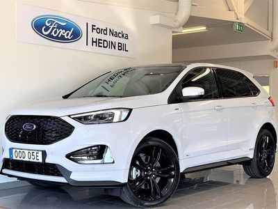 begagnad Ford Edge ST-Line 2.0 EcoBlue AWD Aut 240hk *DEMO*