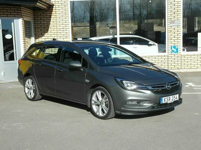 begagnad Opel Astra Dynamic Sports Tourer 1.4T (125hk) Drag & NAVI