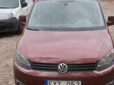 gebraucht VW Caddy Maxi -11