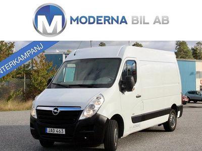 begagnad Opel Movano Van 2.3 CDTI 125HK MOMS/1427KG LASTVI