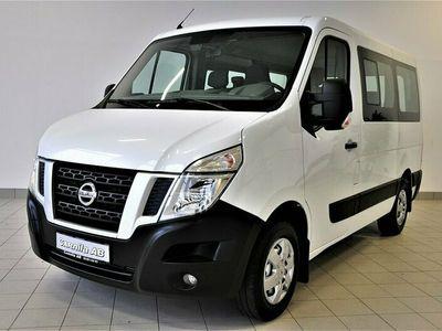 begagnad Nissan NV400 Minibuss 2.3 dCi Euro 6 145hk