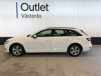 begagnad Audi A4 Avant TFSI 190hk S-tr Drag Värmare