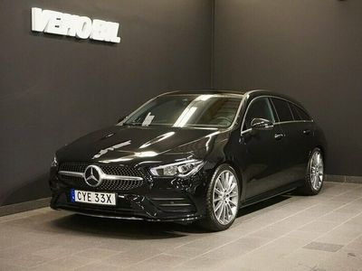 begagnad Mercedes CLA220 Shooting Brake AMG Line