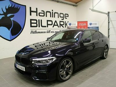 begagnad BMW M550 i xDrive Ultimate Edition Euro 6 462hk