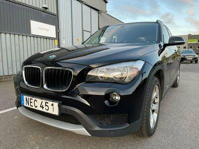 begagnad BMW X1 xDrive20d Steptronic 184hk