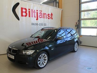 begagnad BMW 320 d Touring Advantage 163hk