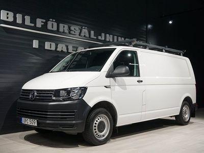 begagnad VW Transporter T6 2.0 TDI Lång 2016, Transportbil 179 000 kr