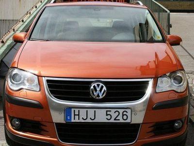 usado VW Touran Cross 2.0 TDI DSG Sekventie -08