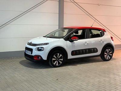 begagnad Citroën C3 2017, Halvkombi 110 500 kr