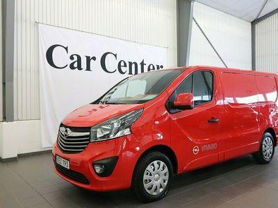 begagnad Opel Vivaro Van 1.6 CDTI BIturbo Euro 6 125hk NAV L1H1