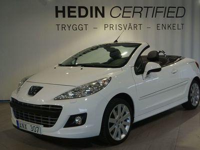 begagnad Peugeot 207 CC 1.6 VTi Sport 120hk Cab