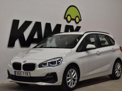 begagnad BMW 218 Active Tourer i Manuell, 140hk, 2019